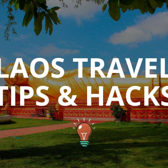 Laos travel tips for travelers
