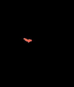 VIentiane Capital map