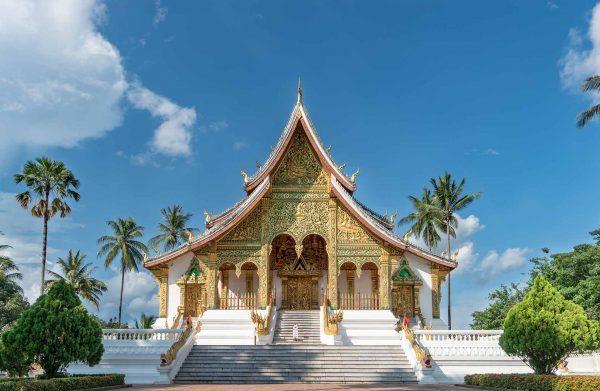 highlights of Luang Prabang temple