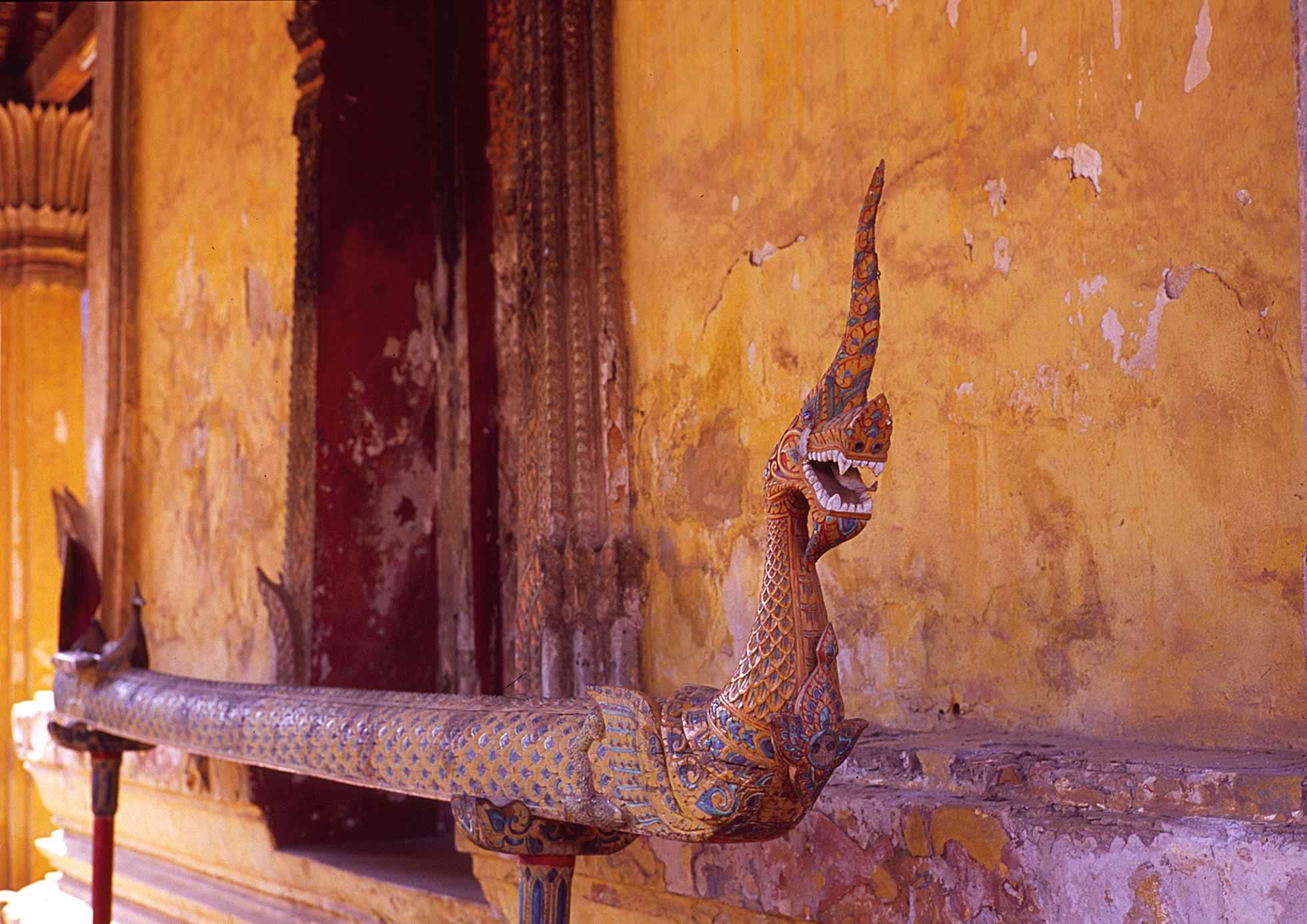 Temple Naga Dragon