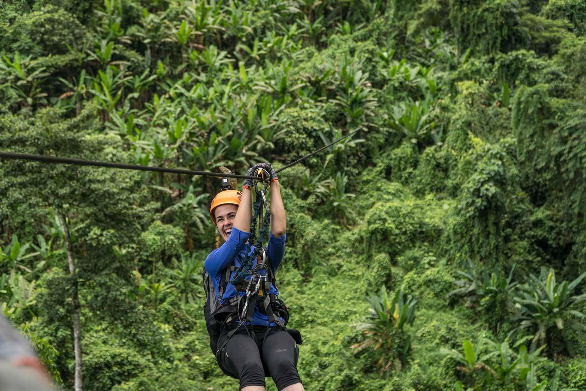 vang vieng challenge zipline